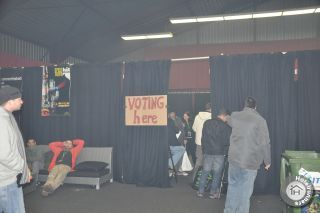 Voting at Cannabis Cup