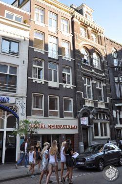 beursstraat hotel amsterdam